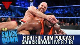 Exclusive: Who Produced The Bar vs. New Day, Other Smackdown Live Matches This Week?
