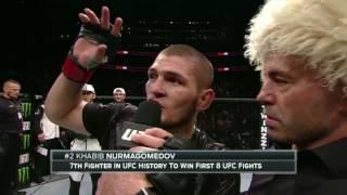 Khabib Nurmagomedov Wants Tony Ferguson At UFC 219, Also McGregor vs. Diaz 3