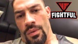 Roman Reigns Says People Will Be Pissed When He Comes Back And Destroys Everyone