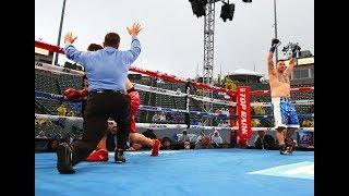 Andy Ruiz vs. Devin Vargas   Highlights