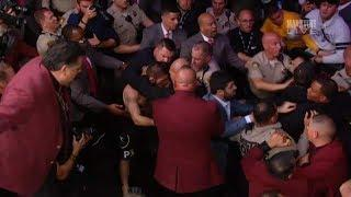 Daniel Cormier Says UFC Refunded Ticket Prices For Helping Out During UFC 229 Brawl