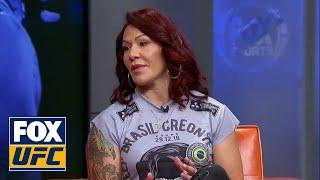 Cris Cyborg Calls Out Ronda Rousey For Claiming She's Never Ran From A Fight