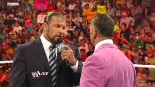 Triple H Talks About Vince Wanting Certain NXT Guys On The Main Roster Right Away