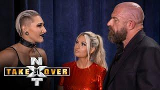 Triple H Tells Rhea Ripley She'll Be The Top Star In WWE Within 5 Years