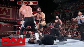 Dogs Of War Implode Following Loss To The Shield On Raw