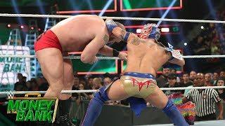 Kalisto Takes Credit For Busting Open Lars Sullivan At WWE Money In The Bank