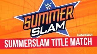 WWE Cruiserweight Championship Match Between Cedric Alexander And Drew Gulak Will Be At SummerSlam