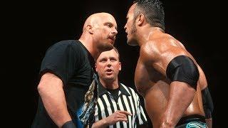 Steve Austin Reflects On WrestleMania Trilogy With The Rock
