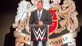 Fight Size Update: Triple H Teasing A Big NXT U.K Announcement, Joey Ryan Visits Marko Stunt In The Hospital, Zack Sabre Jr., More