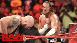 Big Cass Lists His Biggest Influences As A Big Man, In And Out Of The Ring