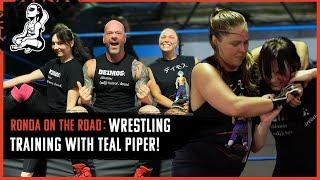 Teal Piper Shares Memory Of Chyna At Her Father 'Rowdy' Roddy Piper's Funeral
