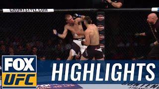 Watch Ricardo Lamas' Sick Finish At UFC 214