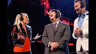 Fightful Reacts: Renee Young Promoted To Full Time WWE Raw Color Commentator