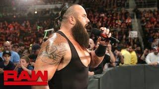 Report: Braun Strowman To Undergo Elbow Surgery