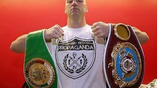 Exclusive: Seanie Monaghan Talks Potential Title Shot If He Beats Sullivan Barrera