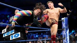 Exclusive: Who Produced Which Smackdown Live Segments For May 8, 2018