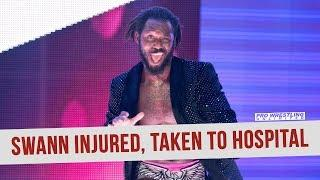 Rich Swann Pulled From Tonight's 'Slammiversary XVI' PPV; His Replacement Has Been Revealed