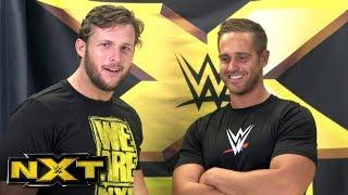TM61 discuss their journey to NXT.