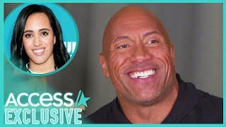 The Rock Says It's Doubly Tough For Women In WWE, Calls Daughter Simone Johnson 'Badass' In The Ring
