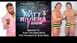 Brian Blair Reveals Why He Thinks Iron Sheik Hates Him