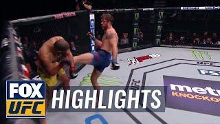 VIDEOS: Gerald Meerschaert, Ryan Janes Score Big KO's At TUF 26 Finale
