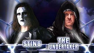 Sting Indicates That Undertaker Wasn't Too Excited About Potential Dream Match