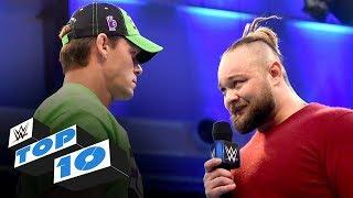 Bray Wyatt Challenges John Cena To Bar Fight Deathmatch At Hooters If WrestleMania Is Delayed