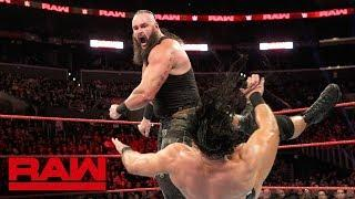 Braun Strowman Suffers A 'Shattered Elbow' On WWE Raw