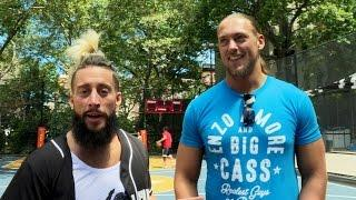 Enzo Amore Thanks WWE For Supporting Big Cass