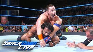 SmackDown Viewership Drops For Cena vs Jinder On SummerSlam Go-Home Show