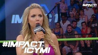 Allie Was Initially Worried About Portraying Her Character, 'Mind-Blowing' To Share A Ring With Gail Kim At Bound For Glory