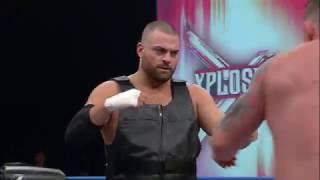 Eddie Kingston Announces Departure From Impact Wrestling