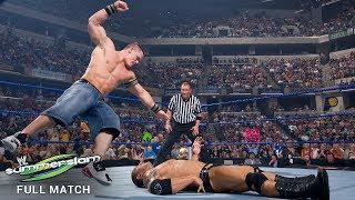 FULL MATCH: John Cena vs Batista -- SummerSlam 2008