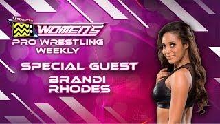 Brandi Rhodes Explains What She Learned In WWE