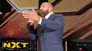 Triple H Doesn't Want To Perform In NXT, Says NXT Is Not About 'Living In Nostalgia'