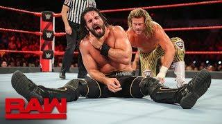 Dolph Ziggler And Seth Rollins Qualify For WWE World Cup