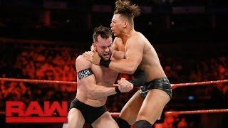 Fight Size Update: The Miz Takes A Shot At Finn Balor, Update On Nixon Newell, The 'Four Horsemen' Reunite At MCW, More