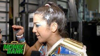 Bayley Cashes In Money In The Bank Contract, Wins SmackDown Women's Title From Charlotte Flair