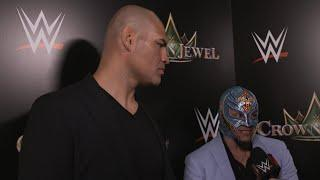 Cain Velasquez & Rey Mysterio's Opponents Revealed For WWE Show In Mexico On November 30