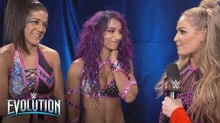Natalya Writes About Some Of Her Favorite Matches That Took Place At WWE 'Evolution'