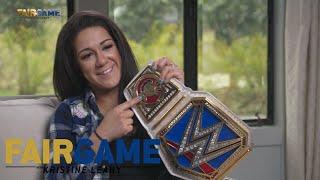 Bayley Shocks Fox Reporter When She Reveals WWE Superstars Don't Have Drivers