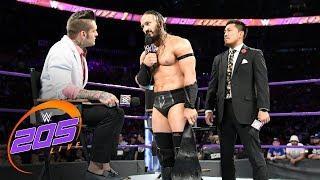 Neville vs Akira Tozawa For Cruiserweight Title Moved To RAW From SummerSlam