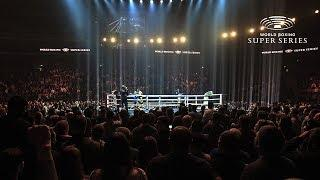 DAZN To Stream World Boxing Super Series In Canada