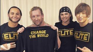 Matt Jackson States He Made 'About $0' On Bullet Club T-Shirt Sales