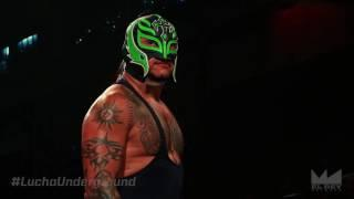 Fight-size Wrestling Update: Lucha Underground, ROH, Samoa Joe, WWE Employee Leaving, More