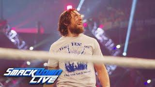 Daniel Bryan Explains How He Became A Wrestling Fan