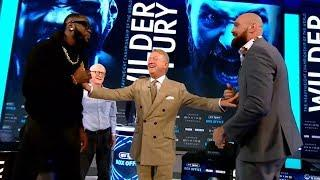 Deontay Wilder vs. Tyson Fury 2 Set For February 22 On FOX Sports PPV & ESPN+ PPV
