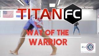 Titan Fighting Championships 45 Results: Valdir Araujo vs. Adriano Capitulano Headlines & Invicta FC Vet Jessica Rose-Clark In Action