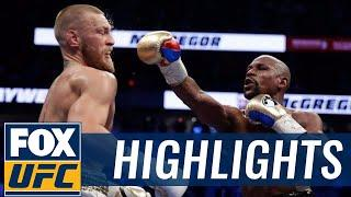 HIGHLIGHTS: McGregor vs. Mayweather