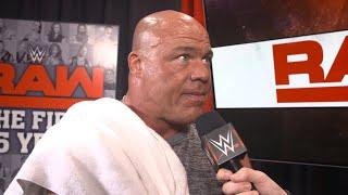 Kurt Angle Shares His Thoughts On The Johnny Gargano/Tommaso Ciampa Feud, And His Fondest Memories Of Eddie Guerrero